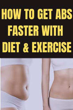 """The old adage """"Abs start in the kitchen"""" is 100% accurate. This is because no amount of crunches will reveal those sexy, toned abs you're looking for if your diet looks like crap. #Sorrynotsorry The good news is, that making changes to your diet can help you see results more rapidly than you would with exercising alone. So we've compiled our top exercises and diet tips to help you get abs faster in our latest article here! #avocadu #howtogetabs #flatbelly #losebellyfat #sixpackabs Get Abs Fast, How To Get Abs, Leg Lifts, Leg Raises, Intense Cardio Workout, Fat Burning Diet Plan, Ab Circuit, Bloated Belly"""