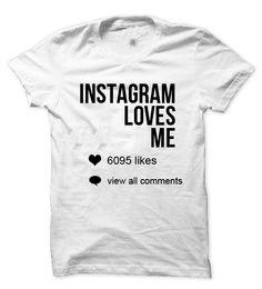 Instagram Loves Me $24 via @Shopseen