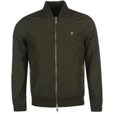 Lyle and Scott | Lyle and Scott Cotton Bomber | Mens Jackets