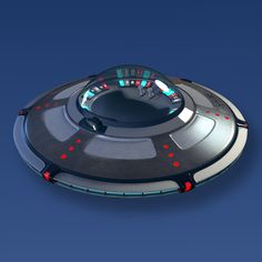 UFO Model available on Turbo Squid, the world's leading provider of digital models for visualization, films, television, and games. Alien Spaceship, Spaceship Design, Alien Halloween, Aliens And Ufos, Found Object Art, Beautiful Fantasy Art, Flying Saucer, Ufo Sighting, Creative Pictures