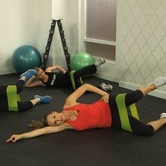 10 Minutes to Tone: Supermodel Butt-Sculpting Workout. More from Andrea Orbeck! Pair with 10-minute arm toning WO.