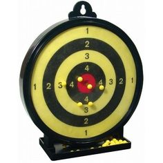 Airsoft Gun Round Sticky Target *** Details can be found by clicking on the image. (This is an affiliate link) #AirGunsAccessories