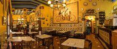 Best Bars in Barcelona - 4 Gats Barcelona
