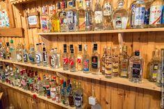Russian Museum of Vodka And Moonshine - English Russia Vodka O, Liquor Cabinet, Russia, Alcohol, World