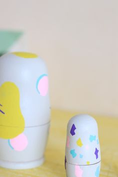 DIY : Poupées Russes Graphiques - Mymy Cracra Idee Diy, Hui, Abstract Pattern, Graphic Patterns, Matryoshka Doll, Marker