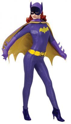 Classic Batgirl Costume - Adult Costumes