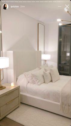 Room Ideas Bedroom, Home Bedroom, Small Room Bedroom, Bedroom Decor, Bedrooms, Home Room Design, Home Interior Design, Aesthetic Room Decor, Dream Rooms