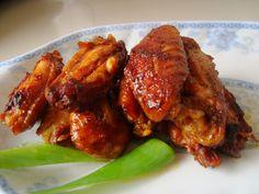 电饭锅焖鸡翅