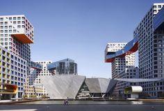 10 edifícios para lá de surpreendentes - Casa Vogue   Arquitetura
