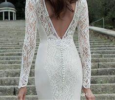 longsleeve wedding dress - Google Search