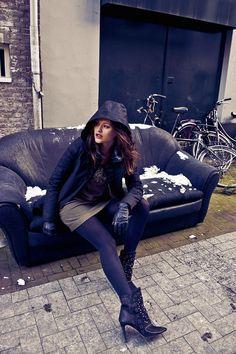 Mode femme I.Code