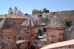 Les toits de Caceres