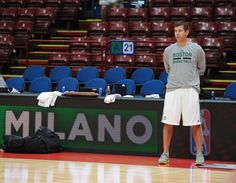 Coach Brad Stevens and the Boston Celtics gear up for their matchup Olimpia Milano Tuesday (Oct. 6) at 2:30 ET on NBATV.
