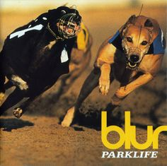 Parklife, by Blur Music Artwork, Britpop, Best Albums, Cover Tattoo, Music Albums, My Favorite Music, Cover Art, Album Covers, England