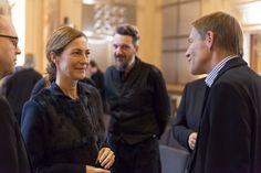 Imke Woelk at the November Talks 2016 in Graz Image: Marius Sabo