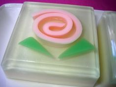 A Rose is a Rose Soap by A Slice of Delight