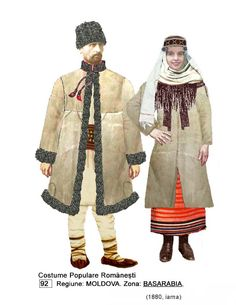 Folk Embroidery, Embroidery Stitches, Embroidery Patterns, Popular Costumes, Moldova, Medieval Clothing, Embroidery For Beginners, Antique Quilts, Fashion History