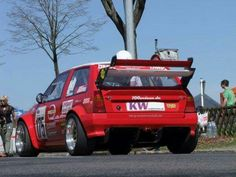 Berg Cup Citroën AX.