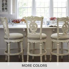Elevate your home decor with comfortable and durable bar stools from Frontgate. Find high-quality, stylish kitchen counter stools and bar chairs online. Kitchen Counter Stools, Counter Height Stools, Kitchen Chairs, Kitchen Island, Bar Counter, Metal Chairs, Bar Chairs, Desk Chairs, Room Chairs