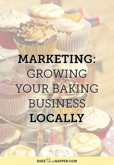 I hope everyone enjoyed last weeks round up of online marketing for your home baking business and has started to implement some of the lessons to be learned. This week I'm going to focus on way you could be marketing your business locally. Let's jump right in…. The objective is to get you and your business in front of as many eyes as possible and there are many ways you can do this. FREE MARKETING CHECKLIST PRESS Almost everywhere has some kind of locally printed newspaper, no