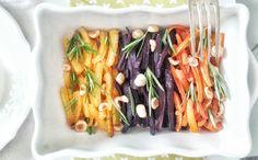 Le carote sono come le patatine