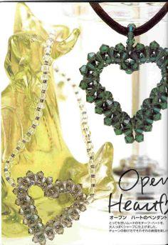 more heart pendants
