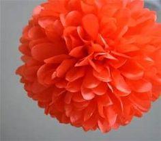 party 30pcs 4,6,8 inches 10cm 15cm 20cm Tissue Paper Pom Poms Paper Flowers Ball pompom wedding Birthday Decoration Parties