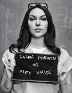 Laura Prepon as Alex Vause / OITNB