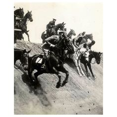Second Italo-Abyssinian War, Italian cavalry. Abyssinia, 1935. Pin by Paolo Marzioli