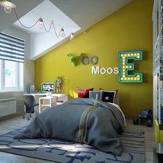 Descubra fotos de Quartos de criança modernos por Sweet Home Design. Encontre em fotos as melhores ideias e inspirações para criar a sua casa perfeita.