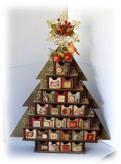 images of kaisercraft advent calendar | Kaisercraft always stock advent calendars, their website is www ...