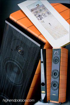 """Sonus Faber - Cremona , Audiophile High End Speakers"" !...  http://about.me/Samissomar"