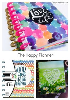 The Happy Planner - How to Choose a Planner on EverythingEtsy.com
