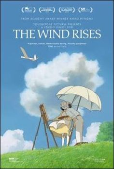 """The Wind Rises"" movie trailer!"