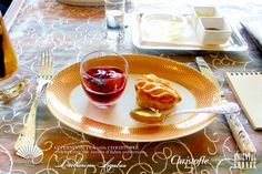 AFTERNOON TEA with CHRISTOFLE celebrating the Jardin d'Eden collection