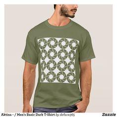Aktina - / Men's Basic Dark T-Shirt