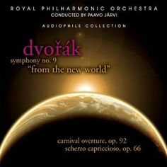 "Dvorák: Symphony No. 9 ""From The New World"" (Audio CD)  http://www.picter.org/?p=B002E2M5FK"
