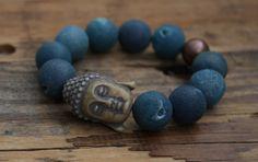 NEW on Etsy!! #brokengypsy #bracelets #bracelet #beads #beaded #buddha #zen #agate #buddhas #blue #wealth #goodluck #mixnmatch #handmade #etsy #newyork #accessories #armcandy #armswag #jewelry #women #fashion #trendy #handmadejewelry #vintage #unique #stylish #swag #love #need #want #online #shop #shopping
