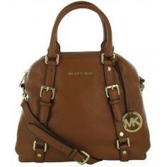 Michael Kors Bedford Women's Handbag 2013 Summer Style 30H1GBFS7L Satchel Purse