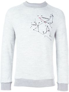 Shop MSGM astronomy sweatshirt in Eraldo from the world's best independent boutiques at farfetch.com. Shop 300 boutiques at one address.