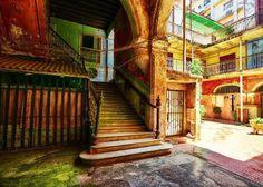 Streifzug in Kuba: Havannas verfallene Villen - SPIEGEL ONLINE - Nachrichten - Reise