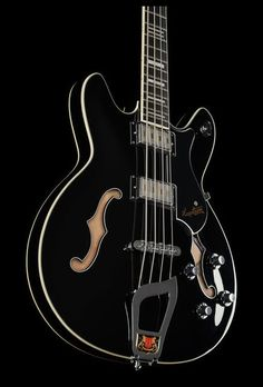Hagstrom Viking Bass BK