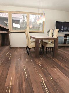 Tiger Oak white, brushed, white oil I Living  I natural wood floors I mafi.com