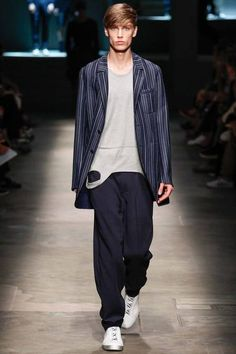 Ermenegildo Zegna | Spring 2015 Menswear Collection | Style.com