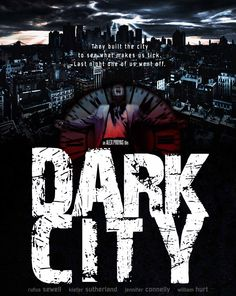 Shared on Playswell by @mikeferg007 :   Dark City is a hidden gem! Overshadowed by big box office promotion, and left forgotten, except by those few who were lucky enough to have stumbled upon it.