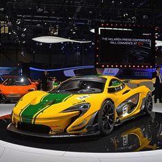 """""""Loving the look of this McLaren GIMS GenevaMotorShow Mclaren P1, Geneva Motor Show, Car Videos, Car Pictures, Bugatti, Dream Cars, Super Cars, Garage, Trucks"""
