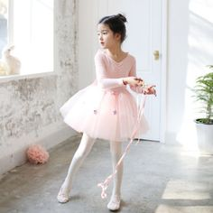 Allo Cotton Prima Ballet Dress - Jujubunnyshop