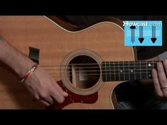 ▶ How to Play Strum Pattern #3 | Guitar Lessons - YouTube