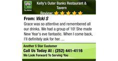 Grace was so attentive and remembered all our drinks. We had a group of 10! She made New...