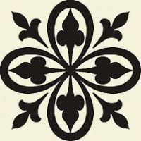 simple Stencils | simple stencil designs